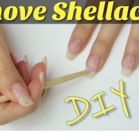 How To Remove Shellac Nails At Home