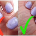 Easy ways to stop your nail polish chipping