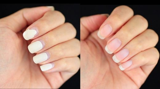 How to Remove Gel Nail Polish at Home   Glamour