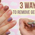 How to Remove Gel Nail Polish at Home - 5 Steps with Video