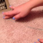 Remove nail polish from carpet with shaving cream | Get nails, Stain  remover carpet, Nail polish