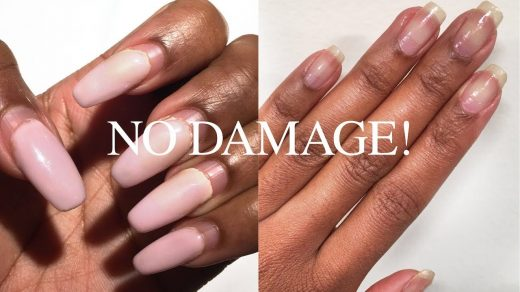 How to remove gel nails with nail polish remover - New Expression Nails