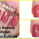 How to Clean Up Your Manicure : 4 Steps (with Pictures) - Instructables