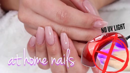 How to Cure Gel Nails Without a UV Light - FAST & EASY!