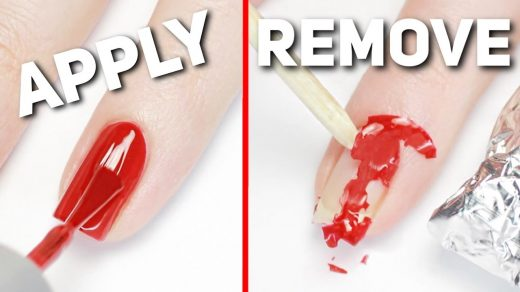 How To Remove Gel Nails at Home | Gel nail removal, Nails at home, Gel nails  at home
