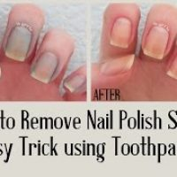 How to Remove Red Nail Polish Stains from Your Fingers - Glowsly