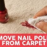 How to Get Fingernail Polish Out of Carpet   HGTV