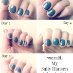 How Long Does It Take For Sally Hansen Miracle Gel To Dry