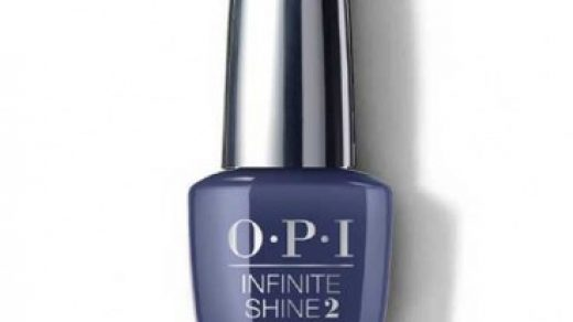 OPI Infinite Shine In pursuit of purple | Nail Lacquer