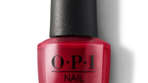 OPI Red - Nail Lacquer   OPI