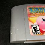 Tips on how to get bad sticker residue off?: n64