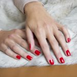 How To Prevent Nail Stains From Red Polish