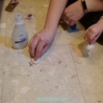 How to Get Nail Polish Off Tile Floor & Not Damage Your Flooring