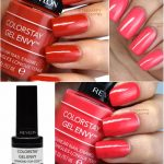 Revlon ColorStay Gel Envy Longwear Nail Enamel & Diamond Top Coat: Review  and Swatches | The Happy Sloths: Beauty, Makeup, and Skincare Blog with  Reviews and Swatches