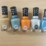 Sally Hansen 'Miracle Gel' 2 Step Gel Manicure – Review | Tried and Tested  Blog