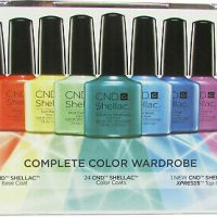 CND SHELLAC 100% GENUINE SHADES FROM COLOR WARDROBE KIT - UNBOXED SALE PRICE  | eBay