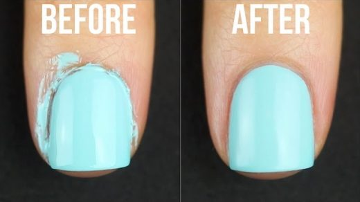 How to Clean Up Your Manicure - Nail Polish 101 || KELLI MARISSA - YouTube
