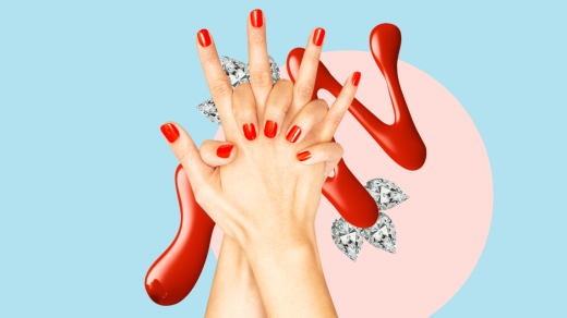 What Are Shellac Nails: Shellac vs Gel Nails in 2021