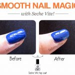 Nail blogger secrets for pretty nails 1: Top coat the mother   Lab Muffin  Beauty Science