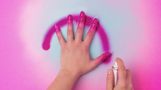 Spray On Nail Polish Is The Miracle We've All Been Waiting For