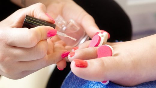 Why You Should Give Your Toenails a Break From Polish – Cleveland Clinic