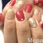 Weekly gel nails for coming-of-age ceremonies and wedding special occasions