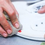 4 Ways to Get Paint Off Canvas Shoes - wikiHow