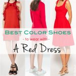 Red Dress With Black Shoes Online Sale, UP TO 67% OFF